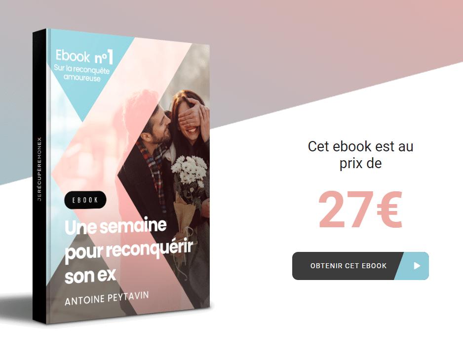 Ebook vendu à 27 euros